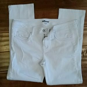 Dollhouse size 11 white jeans